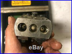 MACHINIST TOOL LATHE MILL Wohlhaupter UPS 2 6698 German Boring Head 1/2 Shank