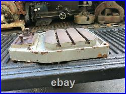 MACHINIST TOOL LATHE Machinist T Slot Plate