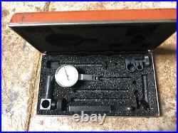 MACHINIST TOOL LATHE Mill Brown & Sharpe Bestest Dial Indicator. 0005. OkCb