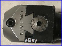 MACHINIST TOOL LATHE Mill Machinist Criterion Adjustable Boring Head ShB