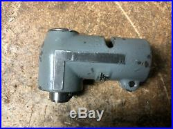 MACHINIST TOOL LATHE Mill QUILLMASTER RIGHT ANGLE HEAD MILLING ATTACHMENT ShK