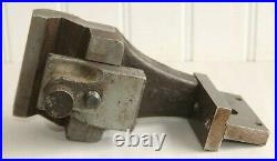 Machinist Atlas South Bend TOOLS LATHE MILL Machinist Taper Attachment