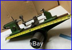 Machinist Lathe Tailstock & Tool Holder Lathe Attachment Adjustable CLEAN