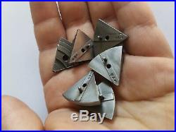 Machinist Mill Jaws Only fits Levin Watchmakers #1 Jaw Chuck