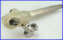 Machinist Tool Eagle Rock Concave Lathe Radius Cutter, #B2