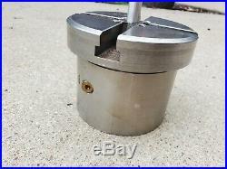 Machinist Tools Lathe MILL Swivel Base Vise Plate Heavy Duty, 5 Plate, 17lbs
