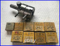 Machinist Tools Lathe Tools Efem G2 Geometric Head With Chasers 3/4 Shank