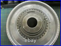 Machinist Tools Spindle Nose Lathe Chuck Jacobs + Collets 91-t00 L00