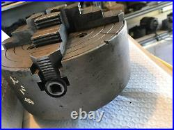 Machinist Tools Union 8 lathe chuck Independent 4 jaw