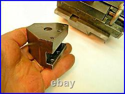 Metal Lathe two-way sliding tool rest machinist, mechanic, Turning, cutting