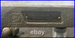 Monarch Tool Lathe Holder 5/16 Concave Cutter Lantern Machinist Used
