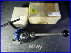 Multifix Lathe Tool Post & Holder Nos Haase Made In Germany Machinist Tools