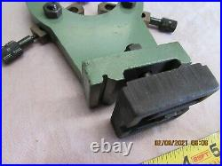 Nos New Emco Compact 8 Emcomat Maximat V8 MILL Lathe Steady Rest Machinist Tool