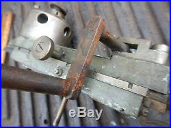 Older Precision Lathe Turret Possible Derbyshire Or Pultra Machinist Tool