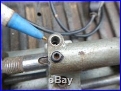 Older Unimat Small Metal Lathe Db200 Machinist Tool