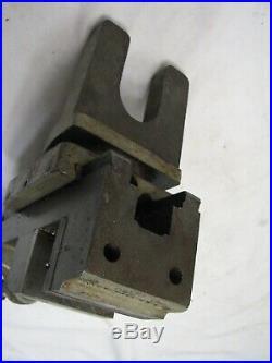 Palmgren 250 Machinist Milling Stock Holder Vise Lathe Tool 2.5 Jaw Drill Press