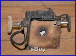 Rare Dumore type D jeweler machinist mini bench lathe grinder multi speed tool