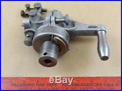 Rite Tool Commutator Armature Cutter & Collets Lathe Milling Machinist Tool