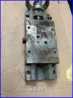 SETCO M1P Dovetail Slide CNC Milling Lathe Machinist Toolmaker Tool Retail $1450