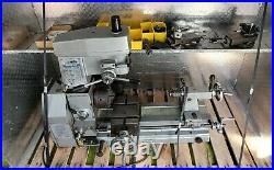 SMITHY MIDAS 1220 Combo Machinist Metal Lathe Mill with Lots of Tooling and Extras