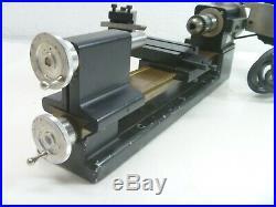 Sears Craftsman Lathe 3 Model 527-2142 As Is Vintage Machinist Benchtop Mini