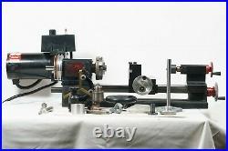 Sherline 4500 Benchtop Mini Lathe, Watchmaker Watch Making Machinist Lathe