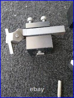 Sherline Metal Lathe Tool Holders Accessories Blocks Jewler Lathe Machinist