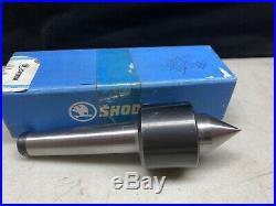 Skoda 2CSN243324 Live Center Lathe Machinist Tool MT 2