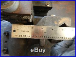 Some Sort Of Cross Slide Attachment For A Lathe Or Other Machinist Tool