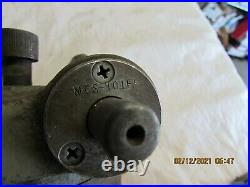 South Bend Lathe Micrometer Carriage Stop Machinist Tool MCS-101FH