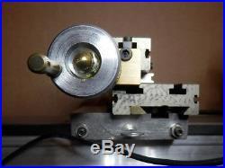 Taig Micro Lathe II 2 Model 4500 mini machinist