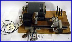 Taig Micro Lathe II 4500 Machinist Watchmaker Lathe
