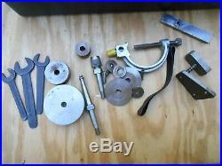 Themac J-35 Precision Grinder-Lathe Attachment-Tool-Machinist-Machining