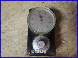 Trav-a-dial Travadial Dial Indicator Readout Machinist Metal Lathe Tooling