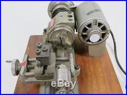 Unimat DB200 Mini Bench Machinist Lathe Tool