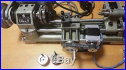 Unimat SL Mini Bench Machinist Lathe with conversion for CNC