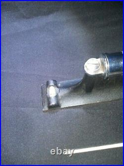 VINTAGE Starrett 98Z 12 Precision Level 3 vials MACHINIST TOOLS LATHE MILL
