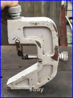Vectrax 15 Metal Lathe Follow Rest 1550EVS Machinist Tool Import lathes
