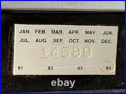 Vintage 1984 Sherline Model 4000 Machinist Hobbyist Lathe / Includes POWER FEED