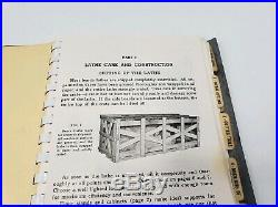 Vintage Atlas Press Manual Lathe Operation & Machinists Table's 23rd Edition HTF