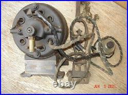 Vintage Boley & Leinen Watchmakers Jewelers 8mm Lathe Tool & Die Machinist Tool