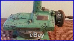 Vintage Brown + Sharpe No. 587 Unknown Tool Lathe Machinist