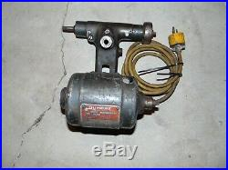 Vintage Dumore 44-011 Tool Post Grinder for Lathe Machinist Machine Tool USA Mad
