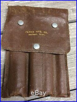 Vintage Flynn Mfg Co 3 Piece Machinist Metal Lathe Boring Bar Set
