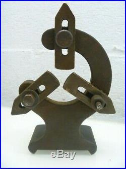 Vintage Lathe Steady Rest Machinist Tool