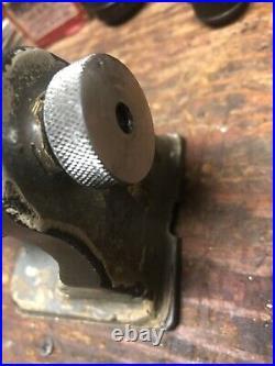 Vintage Machinist Tool, Lathe, Milling