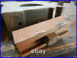 Vintage Metal Lathe Steady Rest Possible Logan 400 9 Machinist Tooling