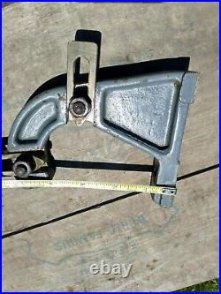 Vintage Myford Super 7B Metal Lathe Follower Steady Rest Machinist Tools
