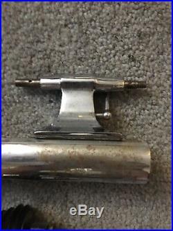 Vintage Peerless Marshall Watchmaker's Jewelers' Lathe -needs parts, Machinist