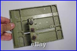 Vintage Unimat Mini Lathe Model Sl Austria Machinist Watchmaker Gunsmith Jeweler